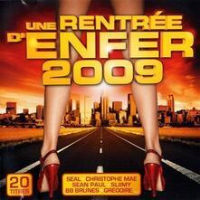 Un Ete D Enfer 2009 - CD Audio