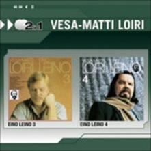 Eino Leino 3 - CD Audio di Vesa-Matti Loiri