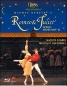 Sergei Prokofiev. Giulietta e Romeo - Blu-ray