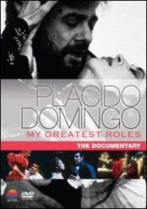 Placido Domingo. My Greatest Roles - DVD