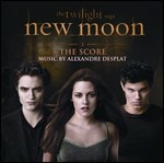 Cover CD The Twilight Saga: New Moon
