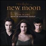 Cover CD Colonna sonora The Twilight Saga: New Moon