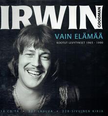 Kootut Levytykset Boxi - CD Audio di Irwin Goodman
