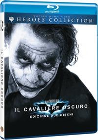 Cover Dvd Il cavaliere oscuro