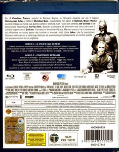 Il Cavaliere Oscuro (2 Blu-ray) di Christopher Nolan - Blu-ray - 2