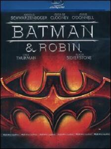 Batman e Robin di Joel Schumacher - Blu-ray