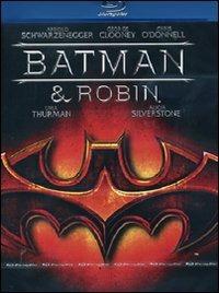 Cover Dvd Batman e Robin