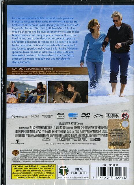 Come un uragano di George C. Wolfe - DVD - 2