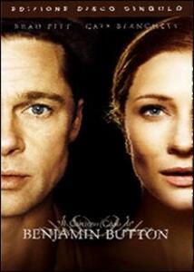 Il curioso caso di Benjamin Button (1 DVD) di David Fincher - DVD