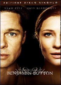 Cover Dvd Il curioso caso di Benjamin Button (1 DVD)