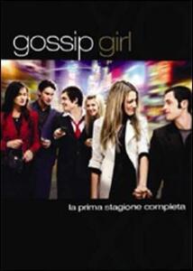 Gossip Girl. Stagione 1 (5 DVD) - DVD