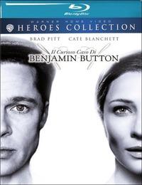 Cover Dvd Il curioso caso di Benjamin Button