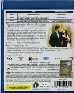 Il curioso caso di Benjamin Button (2 Blu-ray) di David Fincher - Blu-ray - 2