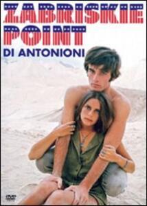 Zabriskie Point di Michelangelo Antonioni - DVD