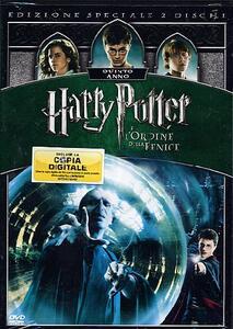 Harry Potter e l'ordine della Fenice<span>.</span> Special Edition di David Yates - DVD