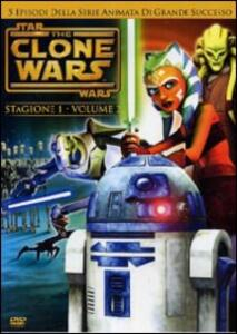 Star Wars. The Clone Wars. Vol. 2 - DVD