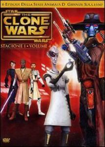 Star Wars. The Clone Wars. Vol. 4 - DVD