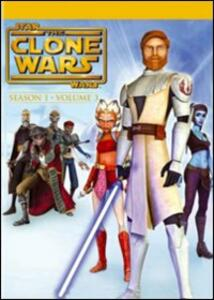 Star Wars. The Clone Wars. Vol. 3 - DVD