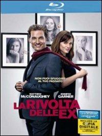Cover Dvd La rivolta delle ex