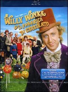 Willy Wonka e la fabbrica di cioccolato di Mel Stuart - Blu-ray