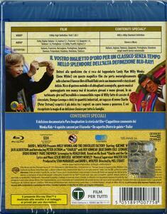 Willy Wonka e la fabbrica di cioccolato di Mel Stuart - Blu-ray - 2