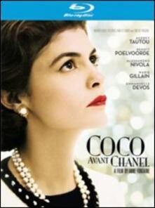 Coco avant Chanel. L'amore prima del mito di Anne Fontaine - Blu-ray