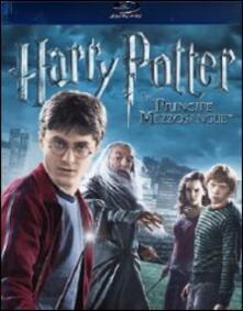 Harry Potter e il principe mezzosangue di David Yates - Blu-ray