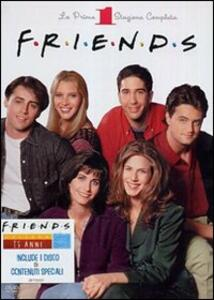 Friends. Stagione 1 (5 DVD)<span>.</span> Special Edition - DVD