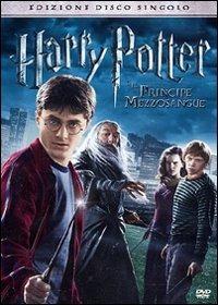 Cover Dvd Harry Potter e il principe mezzosangue (1 DVD)