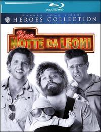 Cover Dvd Una notte da leoni
