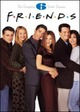 Cover Dvd DVD Friends - Stagione 6