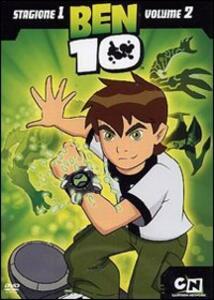 Ben 10. Stagione 1. Vol. 2 - DVD