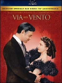 Cover Dvd Via col vento