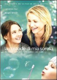 Cover Dvd La custode di mia sorella