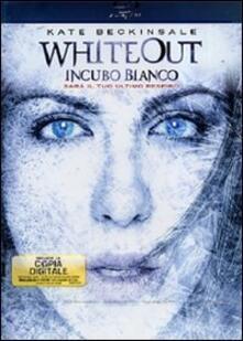 Whiteout. Incubo bianco di Dominic Sena - Blu-ray