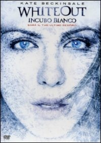 Cover Dvd Whiteout. Incubo bianco