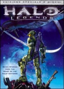 Halo Legends (2 DVD)<span>.</span> Edizione speciale di Shinji Aramaki,Hideki Futamura,Toshiyuki Kanno,Tomoki Kyôda,Koichi Mashimo,Yasushi Muraki,Daisuke Nishio,Koji Sawai,Hiroshi Yamazaki - DVD