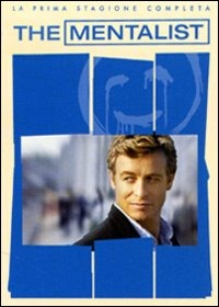 Cover Dvd The Mentalist. Stagione 1