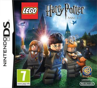 Videogioco LEGO Harry Potter Anni 1-4 Nintendo DS 0
