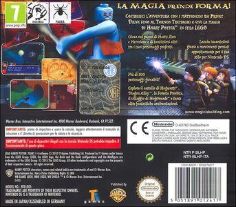 Videogioco LEGO Harry Potter Anni 1-4 Nintendo DS 1
