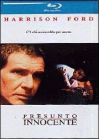 Cover Dvd Presunto innocente