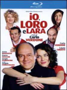 Io, loro e Lara di Carlo Verdone - Blu-ray