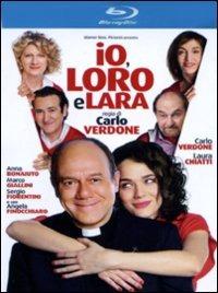 Cover Dvd Io, loro e Lara