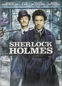 Cover Dvd Sherlock Holmes