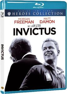 Invictus. L'invincibile di Clint Eastwood - Blu-ray