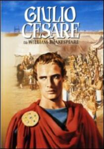 Giulio Cesare di Joseph Leo Mankiewicz - DVD
