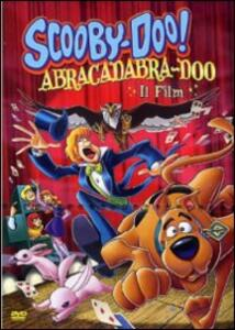 Scooby-Doo. Abracadabra-Doo - DVD