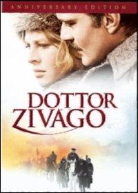 Cover Dvd Il dottor Zivago