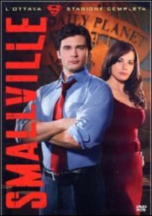 Smallville. Stagione 8 (Serie TV ita) (6 DVD) di Kevin Fair,Rick Rosenthal,Mairzee Almas,James L. Conway - DVD
