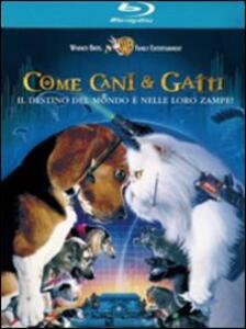 Come cani & gatti di Lawrence Guterman - Blu-ray